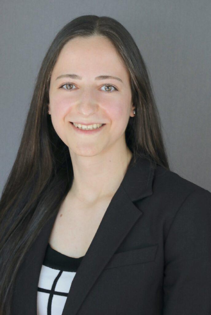 Yasmina Mashmoushi, BA in psychology